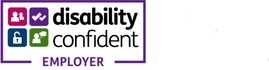 Disability Confident Employer Logo, Business Disability Forum Logo